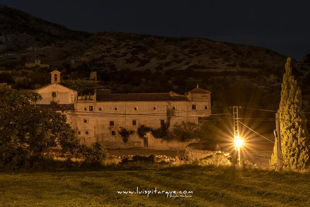 Convento de Cuevas de Cañart