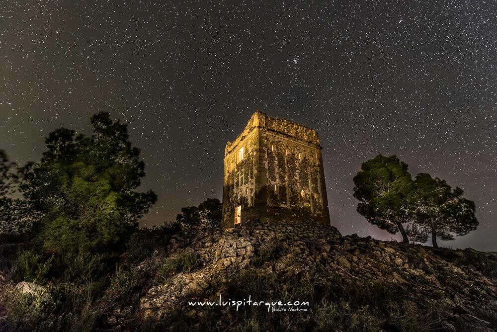 Torre de Campamento en Alcañiz