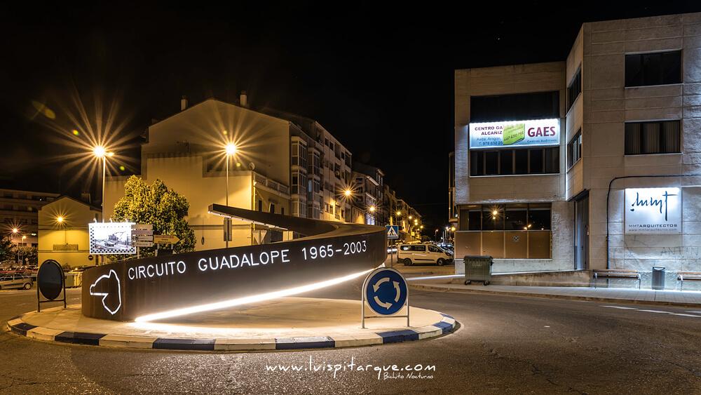Circuito urbano de Alcañiz