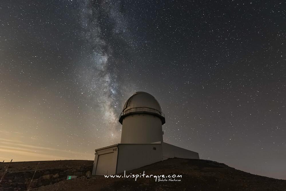 Telescopio de Javalambre