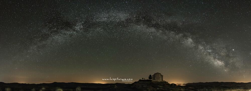 Mirador astronómico del Bajo Aragón