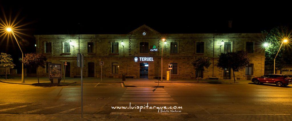 Ferrocarril de Alcañiz a Teruel