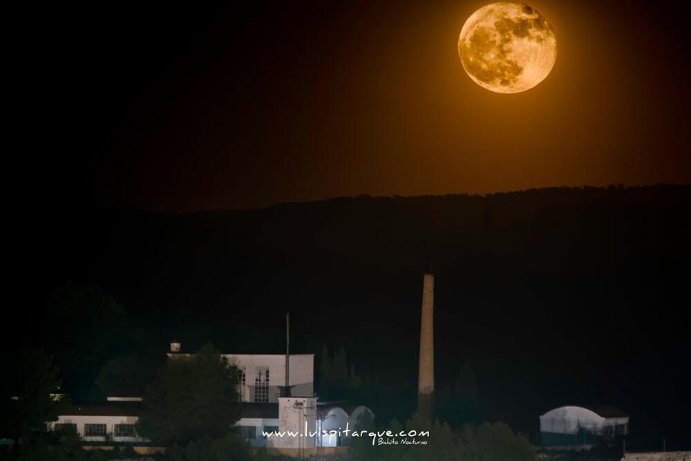 Salida de la Luna