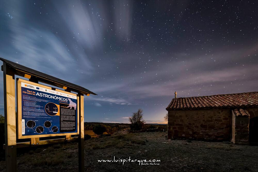 Mirador astronómico