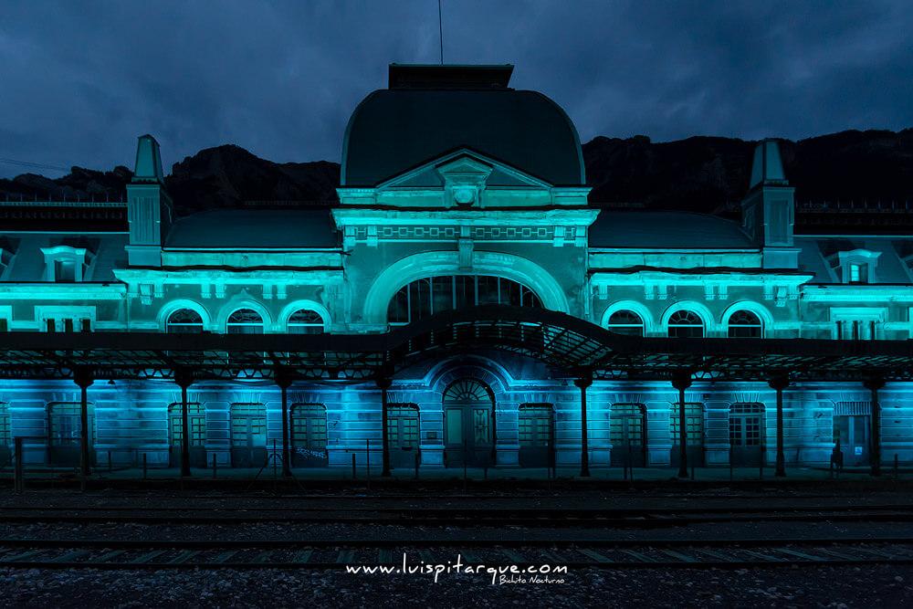 Canfranc Estación