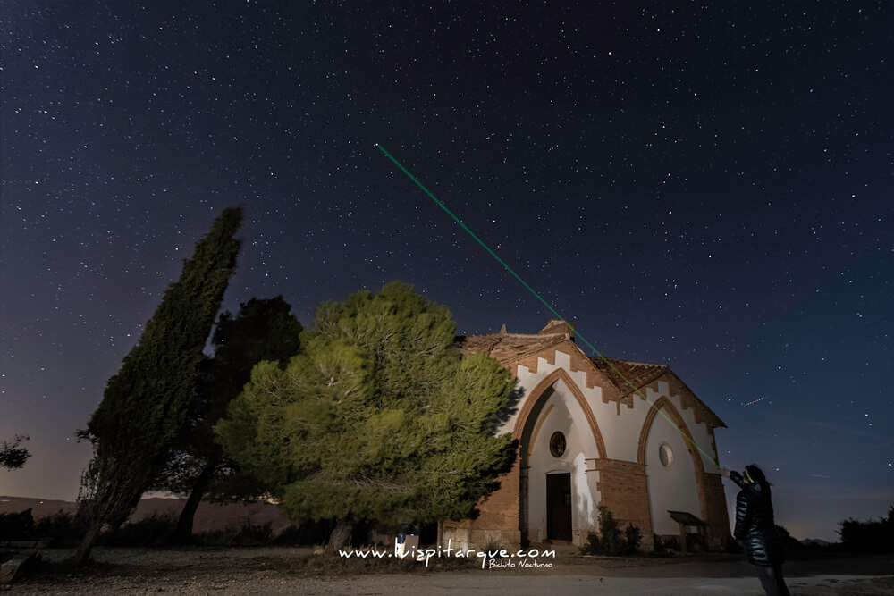 Mirador astronómico en Alcorisa