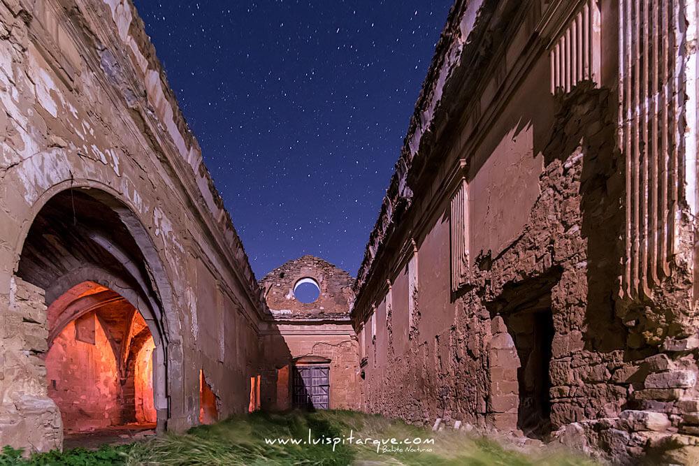 Monasterio de Santa Susana en Maella.