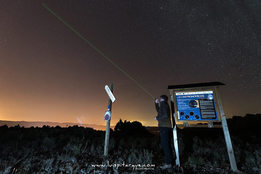 Mirador astronómico.