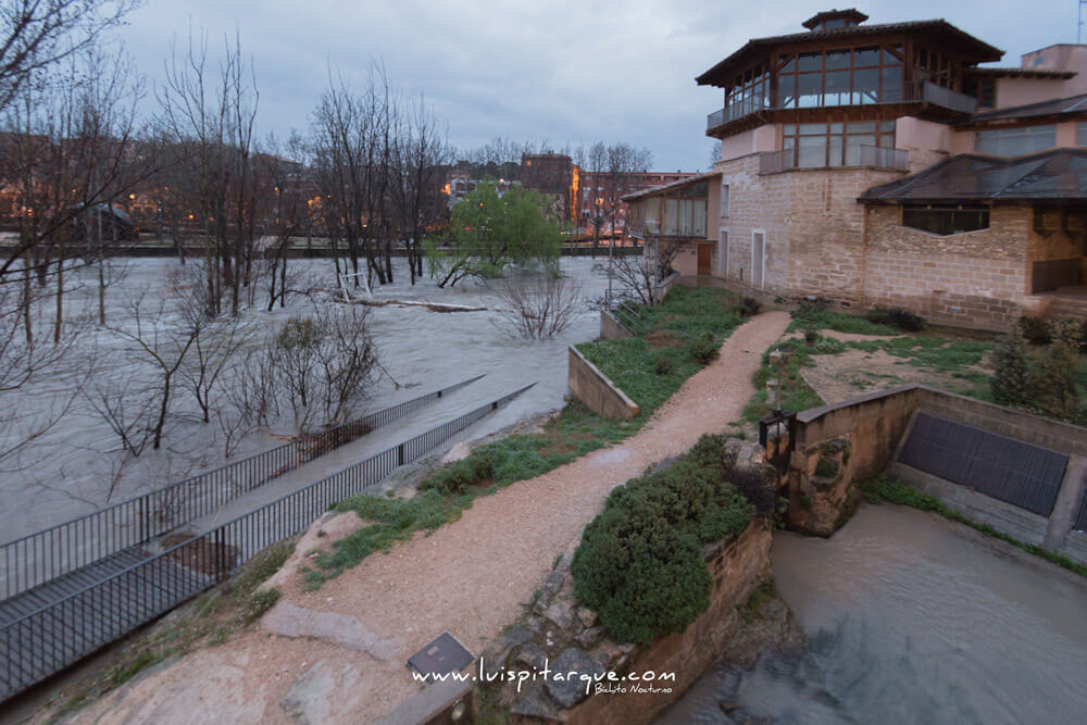 Molino harinero en Alcañiz