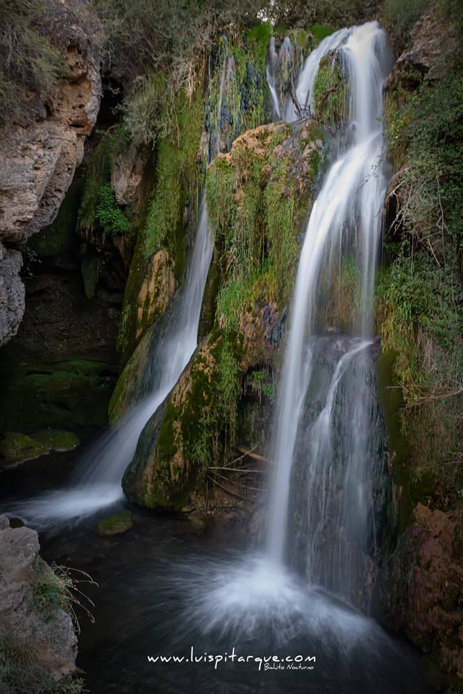 Río de la fuente del Berro.