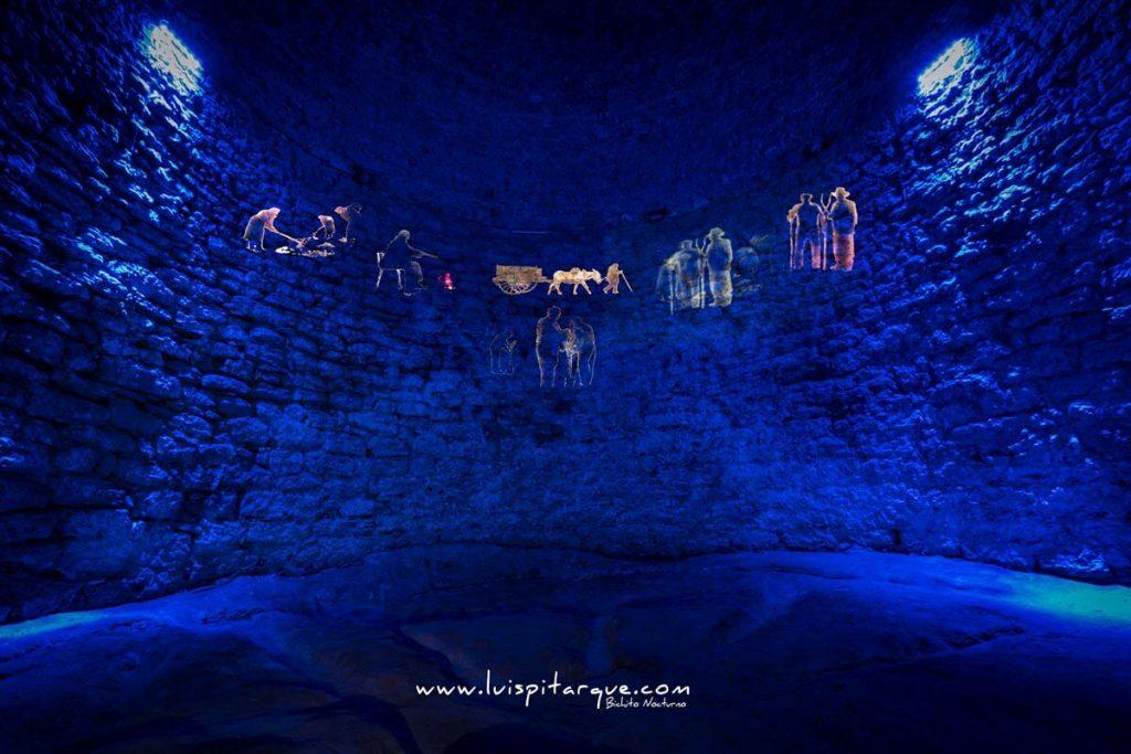 Bóveda del frío de Valdealgorfa